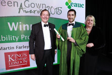 Green Gown Award Winner Martin Farley Discusses His Role image #1