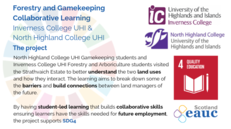 Forestry and Gamekeeping Collaborative Learning-Inverness College UHI and North Highland College UHI image #2