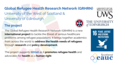 GRHRN - University of the West of Scotland and University of Edinburgh image #2