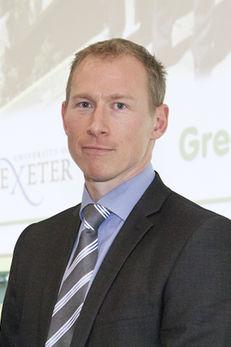 Green Gown Awards 2014 - Sustainability Champion Award - Jonathan Cresswell - Finalist image #1
