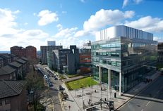 Green Gown Awards 2014 - Facilities and Services - University of Strathclyde - Finalist image #1