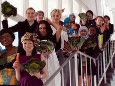 Green Gown Awards 2014 - Student Engagement - Manchester Metropolitan Uni - Large Institution Winner image #1