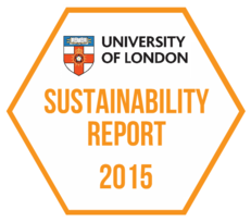 Green Gown Awards 2016 – Sustainability Reporting – University of London – Finalist image #2