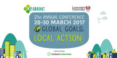 EAUC Conference Keynote Global Goals: Local Action – Now What?  image #1