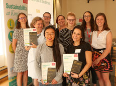 Green Gown Awards 2018 - STAFF - The King's College Libraries Team - Highly Commended image #1