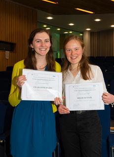 Green Gown Awards 2020-Charlotte Evans & Millicent Sutton, University of St Andrews-Winner image #2