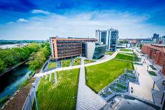 Green Gown Awards 2020 - De Montfort University - Highly Commended image #2