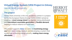 VES in Orkney - Heriot-Watt University image #2