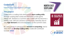 CodeCraft - North East Scotland College image #2