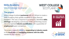 Skills Academy - West College Scotland image #2