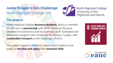 Junior Dragon's Den - North Highland College UHI image #2