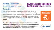 Startup Accelerator - Robert Gordon University image #2
