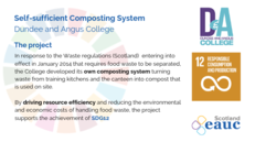 Composting system - Dundee and Angus College image #2
