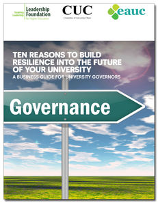 A Business Guide for University Governors image #1