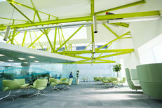 Interface creates foundation for biophilic design at Cranfield University image #3