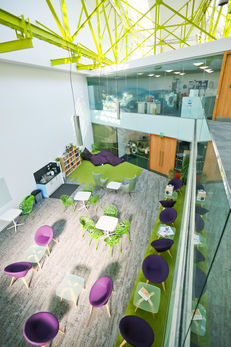 Interface creates foundation for biophilic design at Cranfield University image #4