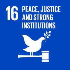 Goal 16 - Peace, justice and strong institutions image #1