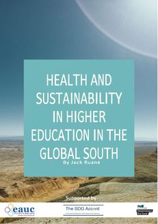 Health and Sustainability in Higher Education in the Global South image #1