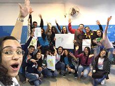 2020 Student Engagement Winner: Facens University Center - Brazil image #3