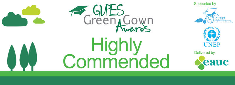 GUPES Green Gown Awards 2016 – Africa – Strathmore