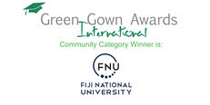 GUPES Green Gown Awards 2016 – Asia and the Pacific – Fiji National  University – Winner image #5