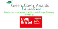 Green Gown Awards 2016 – Continuous Improvement – University of the West of England - Winner image #4