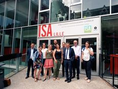 2019 Sustainability Institution of the Year Finalist: ISA Lille, France image #3