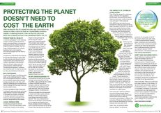 Protecting the planet doesn't need to cost the earth image #2