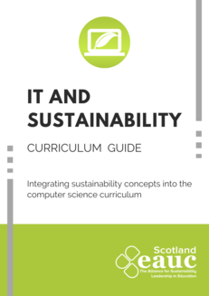 IT and Sustainability - Curriculum Guide image #1