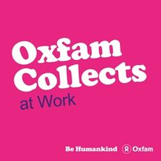 Oxfam collects at work: case study Birmingham City University image #1