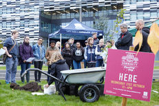 Manchester Metropolitan University - Birley Community Orchard image #1