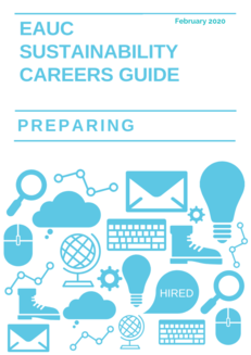 Careers Guide - Preparing for a Job in Sustainability  image #1