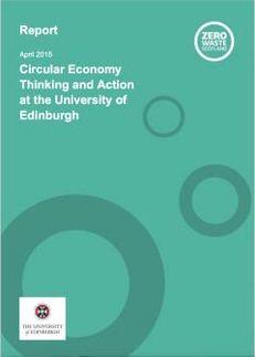 Circular Economy report published by the University of Edinburgh image #1