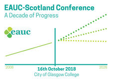 EAUC-S Conference 2018 - Whole Institutional Approach Decade Highlight - South Lanarkshire College image #1