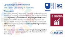Upskilling Your Workforce - The Open University in Scotland image #2