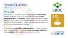 Farming for 1.5 Degrees - SRUC image #2