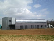 University of Warwick Phytobiology Research Building image #1