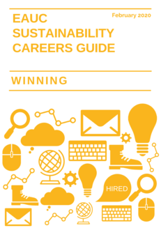 Careers Guide - Winning a Job in Sustainability image #1
